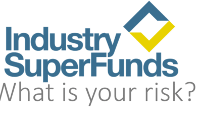 The risk in generic risk policies with industry funds